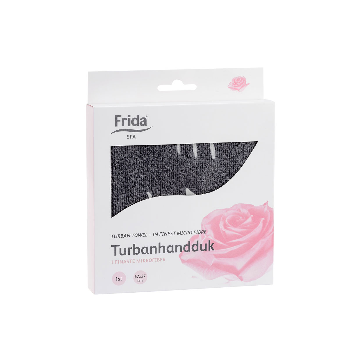 Turbanhandduk från Frida SPA